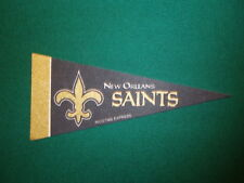 NEW ORLEANS SAINTS NFL LICENSED MINI PENNANT, NEW