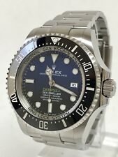 ROLEX Sea-Dweller Deepsea Deep Blue JAMES CAMERON 126660 Orologio da uomo