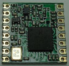 HopeRF RFM98W 433Mhz, LoRa Ultra Long Range Transceiver, SX1278 compatible