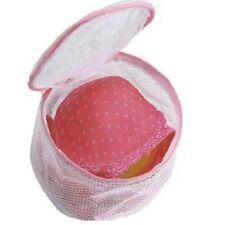 Weißer BH Waschbeutel Wasche Unterwasche Dessous Socke Waschtrommel