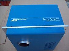 ACCUVISION ACCU-SORT CAMERA AV3700, AV-3700