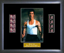 Bruce Lee : The Way of the Dragon Film Cell memorabilia Numbered Limited Edition