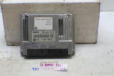 2006-2007 BMW 550i 650i Engine Control Unit ECU 7549700 Module 204 9K1