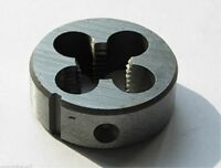 "New 1pc HSS Right Hand Die 1/4""-24UNS Dies Threading 1/4-24UNS"