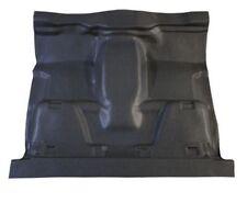 Black Vinyl Molded Flooring Fits- 1999-2000 GMC K2500 Crew Cab Old Body Style