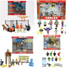 Kids Roblox Figures Robot Riot Mix&Match Playset Collection PVC Toy Doll Pack UK