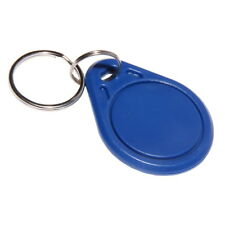 RFID Blank Label Smart Tag 13.56mhz Classic 1k S50 Key Chain Read Write NFC