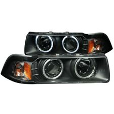 Anzo 121011 Projector Headlight Set G2 2pc CCFL For 98-98 BMW 323is NEW