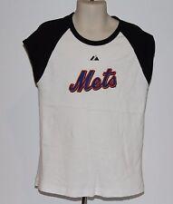 New York Mets Majestic Kids Sleeveless Shirt Size Small