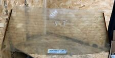 VOLKSWAGEN VW JETTA MK1 REAR HEATED WINDOW GLASS