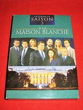 A LA MAISON BLANCHE - INTEGRALE SAISON 3 (22 épisodes) - Coffret 6 DVD
