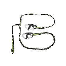 Spinlock Race Safety Line Cow Hitch 2 Clips
