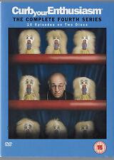 Curb Your Enthusiasm - Series 4 - DVD - Larry David, Jeff Garlin (R)