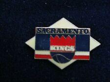 Sacramento Kings Logo NBA Pin Team Collector Pins Peter David