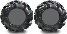 Pair 2 High Lifter Outlaw2 28x11-14 ATV Tire Set 28x11x14 Outlaw 2 28-11-14