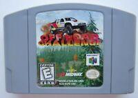 *GOOD* Off-Road Challenge Nintendo 64 N64 Video Game Retro Kids Racing Super Fun