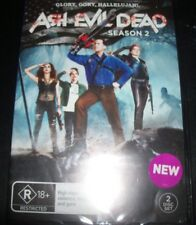 Ash Vs Evil dead The Complete Second Season 2 (Australia Region 4) Dvd – New