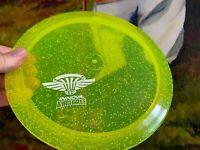 Metal Flake Firebird Sold Out New Disc Golf Innova Air Force PDGA 175G Distance