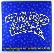 """12"""" MAXI-Zapp-it doesn 't really matter-e186-cleaned"""