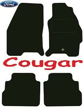 Deluxe Quality Car Mats for Ford Cougar 98-02 ** Tailored for Perfect fit ;) **