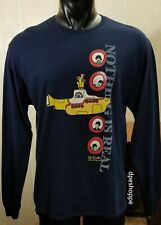 The Beatles Apple Corps 2015 Subafilms Ltd Yellow Submarine L/Sleeve T-Shirt LG