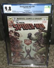 Amazing Spider Man # 799 Lisner Variant C CGC 9.8 Red Goblin X-Men # 100 Homage