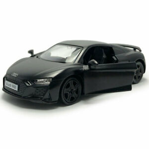 Audi R8 Coupe 2019 Sports Car 1:36 Model Car Diecast Gift Toy Vehicle Collection