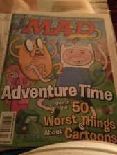 Mad Magazine 520 Honey Boo Boo,50 Worst Things About Cartoon.