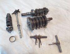 2006-2009 Suzuki GSX-R600 GSX-R750 GSXR Transmission Gears & Drum Forks