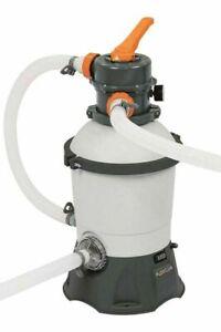 Pompa Filtro a Sabbia Bestway 58515 per Piscina fuori terra Flowclear 3.028LT/h