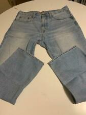American Eagle Outfitters 34x30 Relaxed Straight Fit Blue Jeans Classic Denim