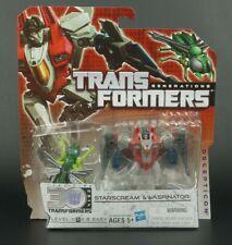 Transformers Generations Legends Starscream Waspinator BOC Targetmasters Legions