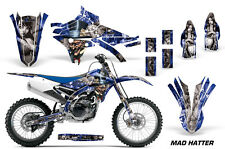 Dirt Bike Decal Graphic Kit MX Wrap For Yamaha YZ250F YZ450F 2014-2017 MAD S U