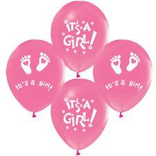 15 x Its a Girl Luftballons Babyshower Baby Bebekparty Bebek Sekeri Party Deko