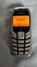 Siemens  A70 - Schwarz (T-Mobile Simlock) Handy