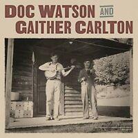 Doc Watson - Doc Watson And Gaither Carlton [New Vinyl LP] Black