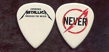 METALLICA 2013 Through The Never Guitar Pick!!! Movie promo