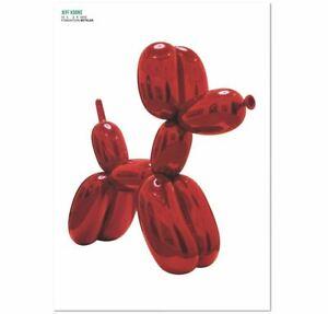 Jeff Koons, 'Dog Poster', Fine art print, Various sizes