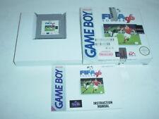 Nintendo GameBoy - FIFA 96 Soccer - OVP - mit Poster