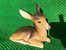 1930s W R Midwinter porcelain deer / fawn figurine