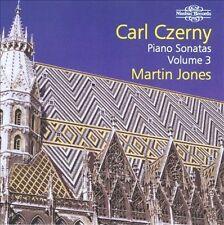 Czerny: Piano Sonatas, Vol. 3, New Music
