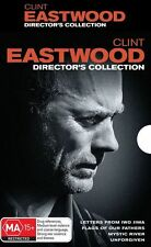 Box Set DVDs and Clint Eastwood Blu-ray Discs