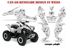 AMR Racing DECORO KIT ATV CAN-AM Renegade, ds250, ds450, ds650 Graphic camoplate B