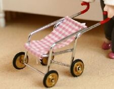 Dolls House Miniature 1/12th Scale Dolly Toy Buggy - 4cms High for Display Only
