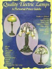 BOOK/LIVRE/BOEK/BUCH : QUALITY ELECTRIC LAMP/LAMPE ÉLECTRIQUES/LUCHTER ANTIEK