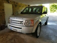 2009 Land Rover Discovery 3 GS