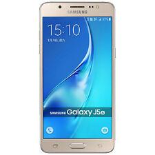 Samsung  Galaxy J5 SM-J510F - 16GB - Gold (Ohne Simlock) Smartphone