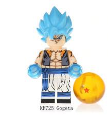 GOGETA GOKU DRAGON BALL - Rare Lego MiniFigures MARVEL Avengers Iron man 250297