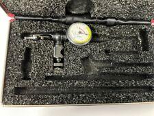 Starrett 711fsz Last Word Dial Test Indicator 030 Range 001 Graduation