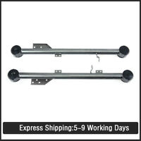 Pair of Suspension Rear Lower trailing control arm Rod Fit Infiniti QX4 1997-03